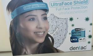 Schutzvisier, Gesichtsschutz